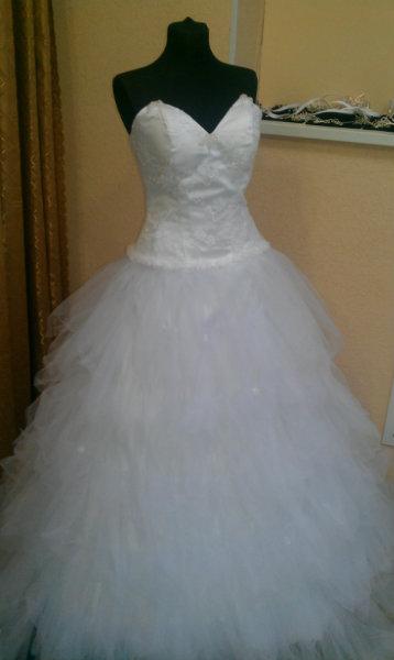 Каталог свадебных платьев. Каждая невеста неповторима